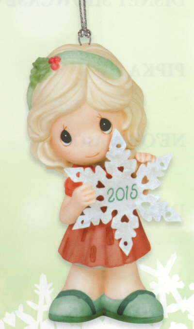 Precious Moments 2015 Ornament