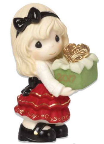 Precious Moments 2017 Dated Figurine