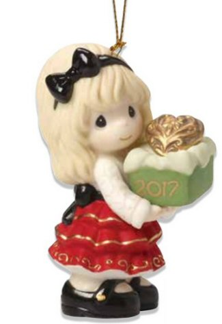 Precious Moments 2017 Ornament