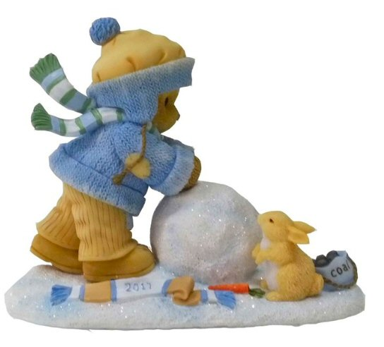 Cherished Teddies 2017 Dated Figurine